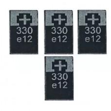 SMD Tantalum Capacitor 330uf 2.5v Replace NEC / TO...