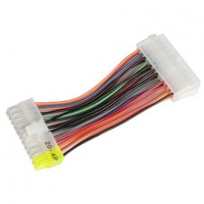 Extension Motherboard Cable 24Pin (20+4) Male to 2...