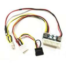 DC 12V 24 Pin Pico ATX Switch PSU Car Mini ITX DC ...